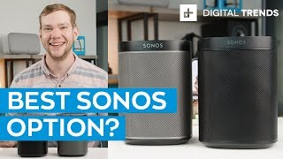 Sonos One vs. Sonos Play:1 | What