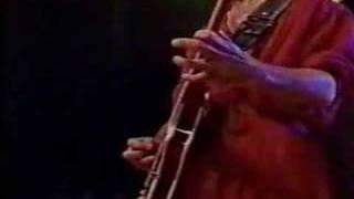 Frank Zappa - Sinister Footwear II (live in NYC, 1981)