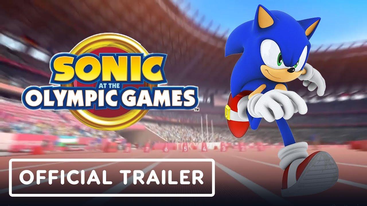Sonic bei den Olympischen Spielen: Tokio 2020 - Offizieller Trailer zum Erscheinungsdatum + video