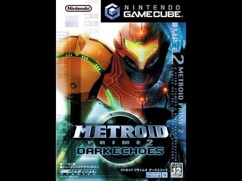 Game Review: Metroid Prime 2 Echoes- Into the Darkness!