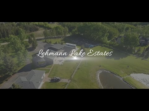 Lehmann Lake Estates in Calgary, Alberta