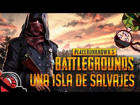 UNA ISLA DE SALVAJES | PLAYERUNKNOWN'S BATTLEGROUNDS C/ None | SrSerpiente
