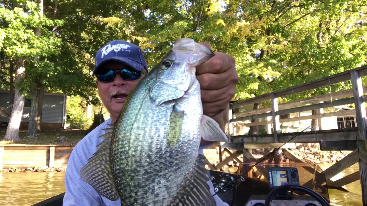 Expert Tips On 3 Top Crappie Lakes