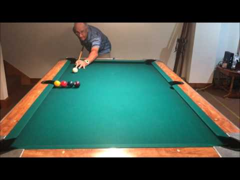 Pat and Penny's Pool Table