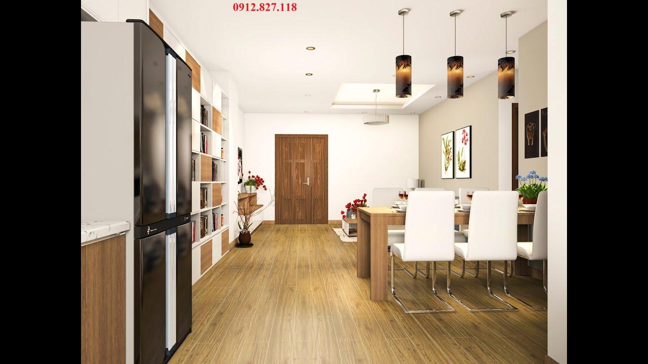 Buổi khai trương căn hộ mẫu Chung cư NewHorizon 87 Lĩnh Nam