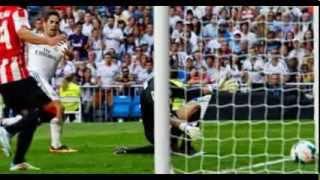 Cuplikan Gol Real Madrid vs Athletic Bilbao 3-1 ~ Liga Spanyol 1-09-2013