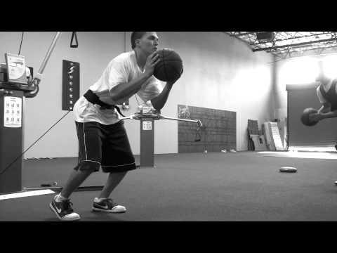 keiser basketball power training video strong side step back w resistance youtube. Black Bedroom Furniture Sets. Home Design Ideas