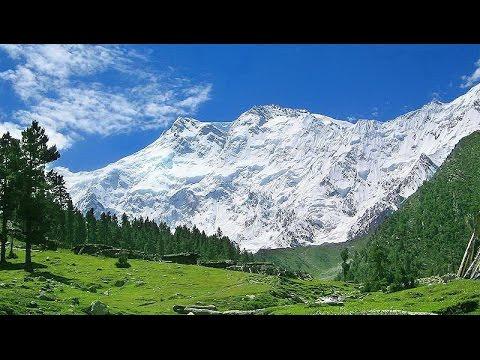 Nanga Parbat mountain in Pakistan 2016  HD