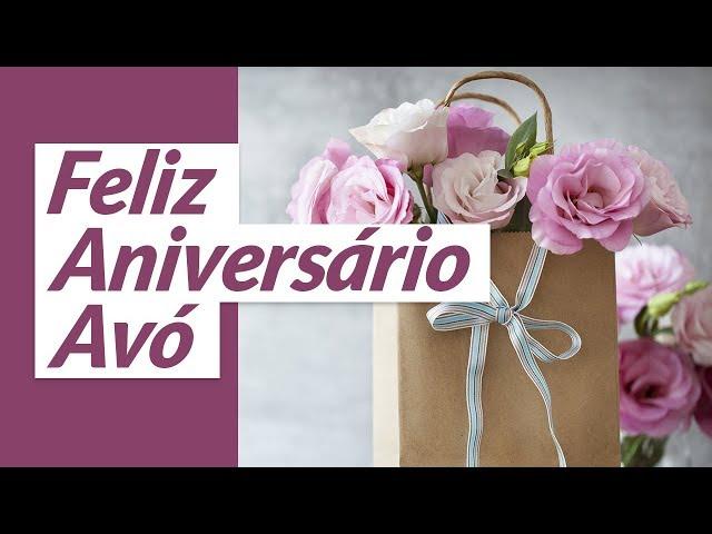 Mensagens De Aniversário Para Avó Mensagens De Aniversário