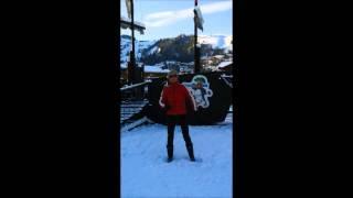 Bobotanz Bobo Dance Skischule Oberschneider Kaprun Skischool Kaprun Austria Österreich