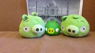 Angry birds и Всемирное Наследие. 9 серия. Все вместе в Индию.