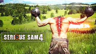 Serious Sam 4 - Official Release Date Announcement Trailer