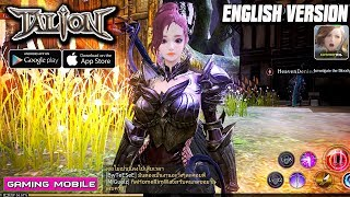 [Android/IOS] TALION - English Version Gameplay (GAMEVIL)
