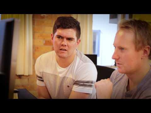 Study digital business at The University of Waikato - Lee Reichardt