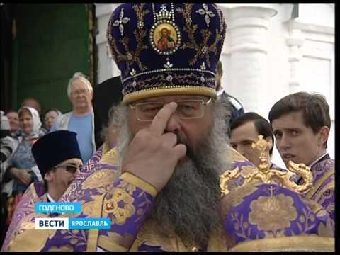 В Годеново отметили день явления Животворящего Креста