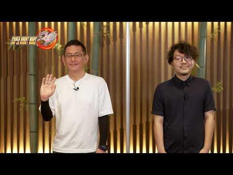 Super Robot Wars 30 - Producer Message