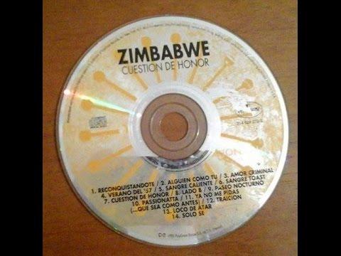 ZIMBABWE - CUESTIÓN DE HONOR (full album)