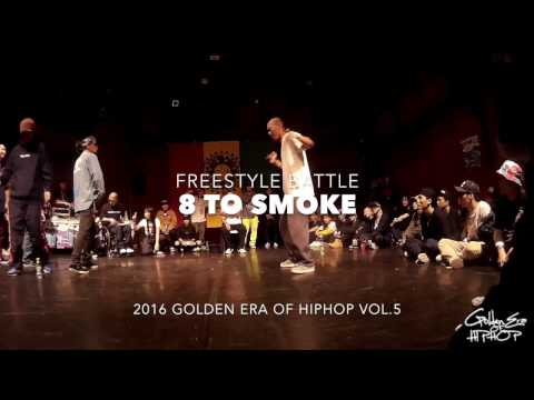 golden era of hiphop vol.5 [ freestyle 8 to smoke ]