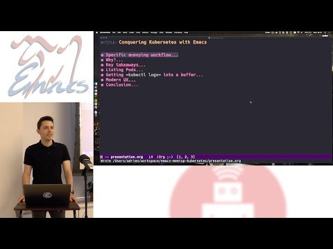 Conquering Kubernetes With Emacs