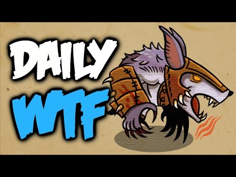 Dota 2 Daily WTF - Hello There