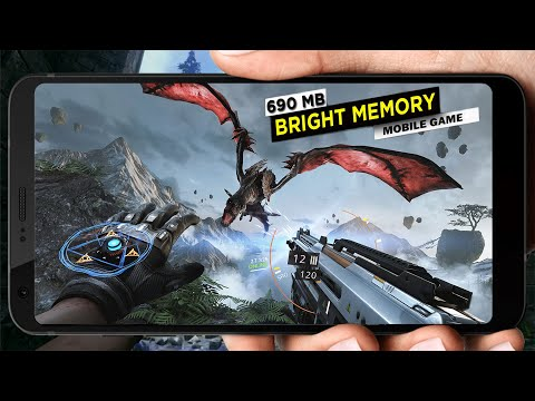Bright Memory Mobile V1.3 | APK + OBB | For Android FREE Download | Game Size 690 MB