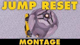 Rocket League | Jump Reset Montage (Best Goals)