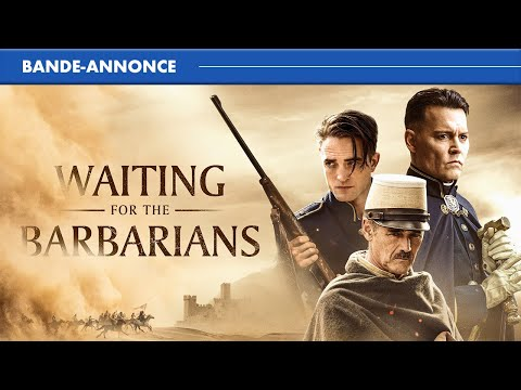 WAITING FOR THE BARBARIANS [ Bande-annonce | En VOD, Blu-ray et DVD