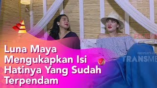 RUMPI - Luna Maya Mengukapkan Isi Hatinya Yang Sudah Terpendam (23/10/19) Part2