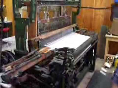 Draper Northrop Loom Demo 2