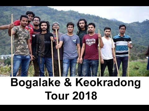 Bogalake and Keokradong Tour 2018
