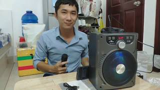 TM Vlogs - Mua loa karaoke kiomic p88 trên Lazada và Cái kết bất ngờ.