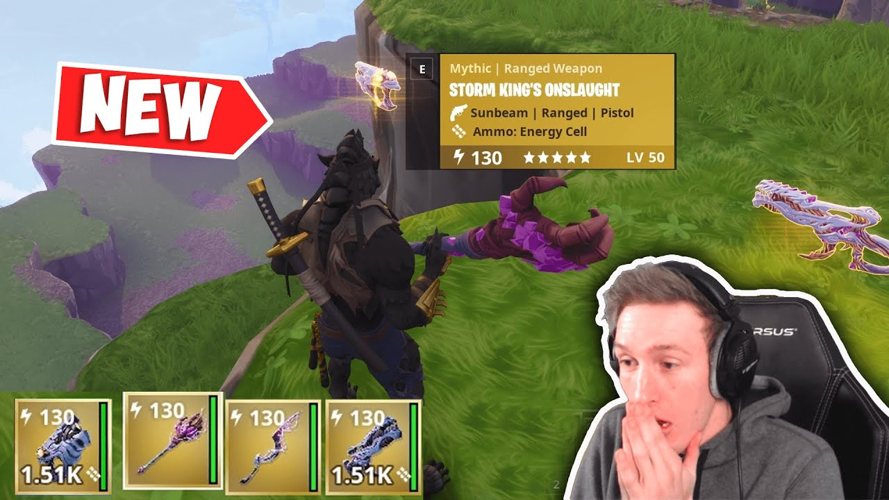 Fortnite Storm King Glitch Don T Dupe Kids By Beast
