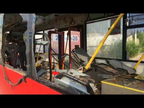 Крупные аварии произошли в Тульской области и Перми.