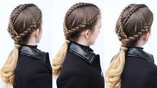 Braided Ponytail Hairstyle | Braidsandstyles12