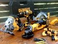 Dewalt Tools / Woodworking / Line Up / Show and Tell