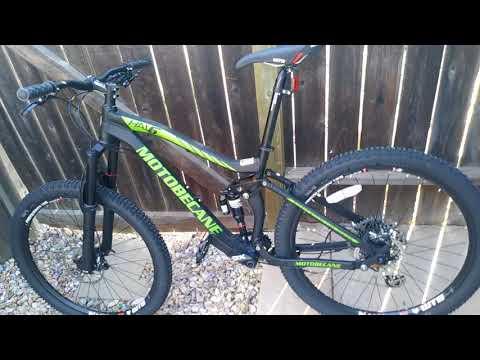 Motobecane Hal 6 Team 12 All Mountain/enduro Bike From Bikesdirect