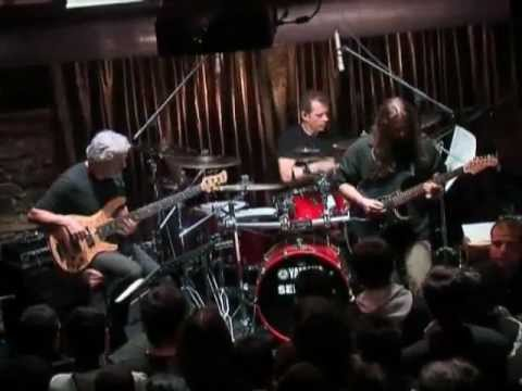 Okan Ersan & Dave Weckl - Yamaha Workshop