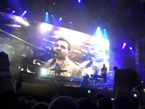 Linkin Park at Download Festival 2011 | Numb