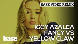 BVE 2014 | Iggy Azalea - Fancy (Yellow Claw Video Remix) - Basemag.nl