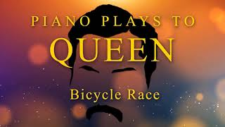 Queen - Bycicle Race (Piano Version)