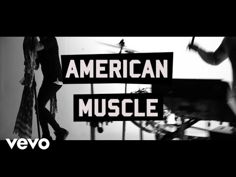 1 AMVRKA - American Muscle (Lyric Video)