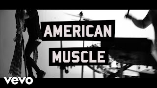 1 AMVRKA - American Muscle (Lyric Video)