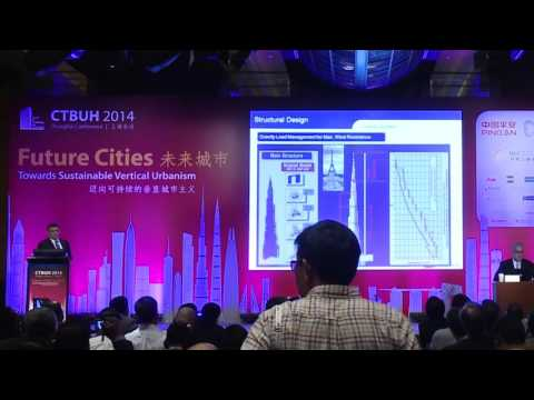 "CTBUH 2014 Shanghai Conference - Ahmad Abdelrazaq, ""Optimizing the Structural Design"""
