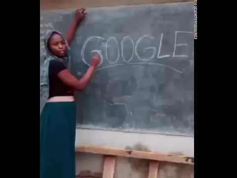 Google in Africa...