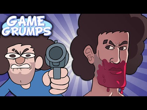 Game Grumps Animated - Shot and Missed - By Oryozema