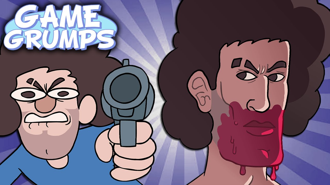 Game Grumps Animated Shot And Missed By Oryozema