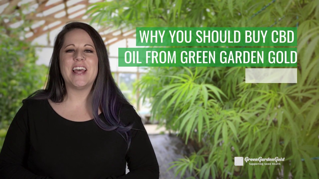reasons to buy cbd oil from green garden gold - Green Garden Gold