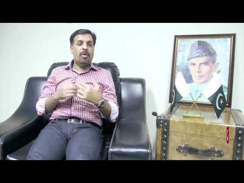 Exclusive Interview of Mustafa Kamal on Daurr News