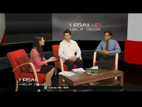 Legal HD Episode 21 - Problems Encountered with Travel Agencies