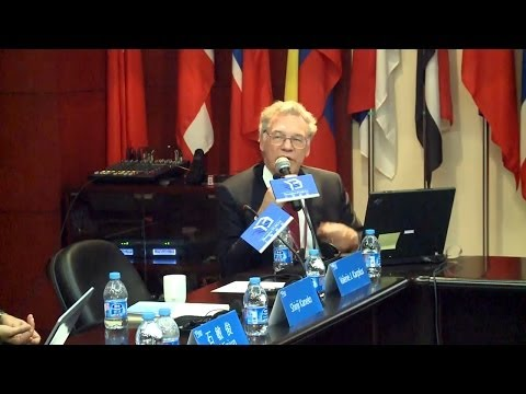 "[2013 Shanghai Forum] Keith Crane ""Prospects and Pitfalls of Alternative and Renewable..."""